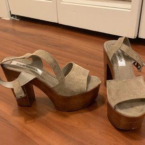 Steve Madden Lulla Platform Heels